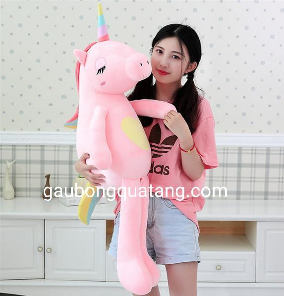 ngua pony gau bong