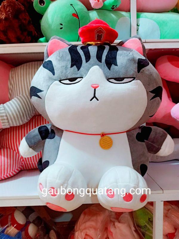 Gấu Bông Mèo Hoàng Thượng Chân To. - 3